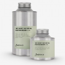 Jackson's : Wet in Wet Fast Dry Oil Painting Medium