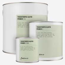 Jackson's : Thixotropic Alkyd Oil Primer : By Road Parcel Only