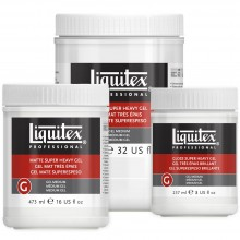 Liquitex : Super Heavy Gel Mediums