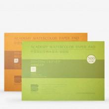 Baohong : Academy : Pure Cotton Watercolour Paper Block : 300gsm : 20 Sheets