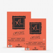 Canson : XL : Croquis : Glued Pad : 90gsm : 100 Sheets