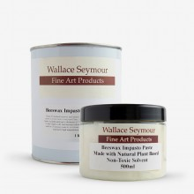 Wallace Seymour : Beeswax Impasto Medium