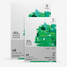 Winsor & Newton : Oil Pad : 230gsm : 10 Sheets