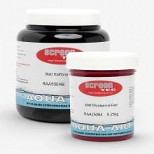 Aqua Art : Water Based Screenprinting Ink : Matt