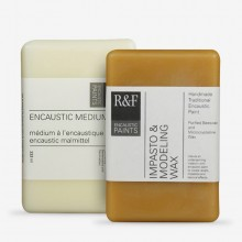 R&F : Encaustic Mediums