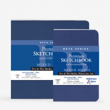 Stillman & Birn : Beta Softcover Sketchbooks : 270gsm : Cold Press