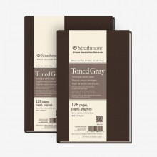 Strathmore : 400 Series : Toned Grey : Softcover Art Journals