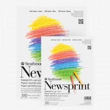 Strathmore : 200 Series : Newsprint Paper : Pad