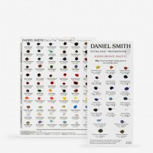 Daniel Smith : Watercolour Paint Dot Cards and Charts