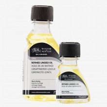 Winsor & Newton : Refined Linseed Oil