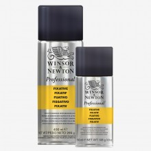 Winsor & Newton : Spray Soft Pastel Fixative (Road Shipping Only)