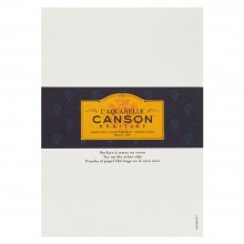 Canson : Heritage : Watercolour Paper : A5 : 300gsm : Cold Pressed : Sample