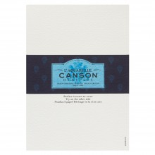 Canson : Heritage : Watercolour Paper : A5 : 300gsm : Rough : Sample