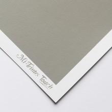 Canson : Mi-Teintes Touch : Pastel Paper : 350gsm : 50x65cm : 431 : Steel Grey