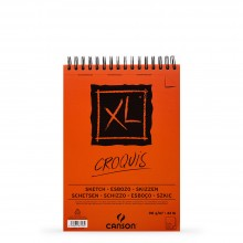 Canson : XL : Croquis : Spiral Pad : 90gsm : 60 Sheets : A5
