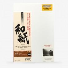 Awagami Washi : Murakumo Natural : Inkjet Paper : 42gsm : 10 Sheets : A3+