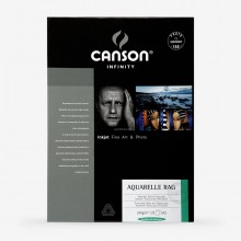 Canson : Infinity : Aquarelle : Inkjet Paper : 240gsm : 25 Sheets : A3
