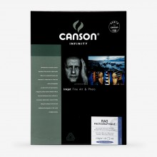 Canson : Infinity : Rag Photographique : Inkjet Paper : 210gsm : 25 Sheets : A3