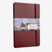 Etchr : Accordion Sketchbook : 220gsm : 13x21cm : Hot Pressed