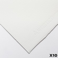 Fabriano : Artistico : 300gsm : 22x30in : 10 Sheets : Extra White : Not