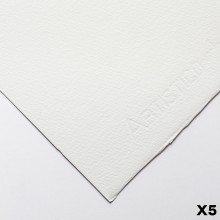 Fabriano : Artistico : 300gsm : 22x30in : 5 Sheets : Extra White : Not