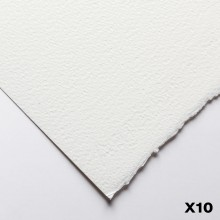 Fabriano : Artistico : 300gsm : 22x30in : 10 Sheets : Extra White : Rough