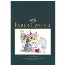 Faber Castell : Sketch Pad : 160gsm : 40 Sheet : A4