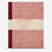 Fabriano : Venezia Book : 23x30cm : 9x12in : 200gsm : Academia Cartridge