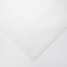 R.K. Burt : Glassine Paper : 50x75cm : Clear for Interleaving : 50 Sheets