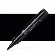 Faber Castell : Pitt : Artist Pen : Big Brush : Black