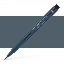 Faber Castell : Pitt : Artist Pen : Soft Brush : Dark Indigo