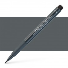 Faber Castell : Pitt : Artist Pen : Soft Brush : Cold Grey VI