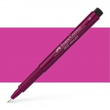 Faber Castell : Pitt Artists Pen : Super Fine : Magenta