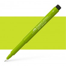 Faber Castell : Pitt Artists Pen : Super Fine : May Green