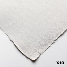 Jackson's : Eco Paper : Smooth / Medium : 200lb : 15x22in : 10 Half Sheets