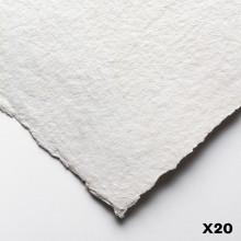 Jackson's : Eco Paper : Medium Rough : 560lb : 22x30in : 20 full Sheets