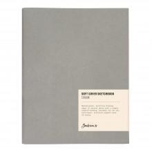 Jackson's : Softcover Sketchbook : 120gsm : 16 Sheets : 16x20cm : Portrait