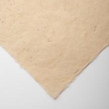 Khadi : Lokta Dark : Nepalese Mountain Paper : 50x65cm : 90gsm : Natural : Medium