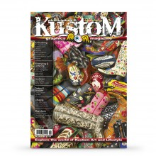 Pinstriping & Kustom Graphics Magazine : Issue 58