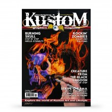 Pinstriping & Kustom Graphics Magazine : Issue 64