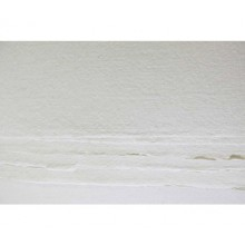 Khadi : Handmade White Rag Paper : 210gsm : Rough : 56x76cm
