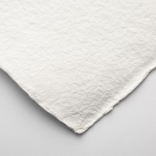 Khadi Handmade White Rag Paper 1000gsm : Rough : 56x76cm : 20 Sheets