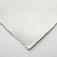 Khadi : Handmade White Rag Paper : 640gsm : Smooth : 56x76cm : 10 Sheets