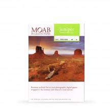 Legion : MOAB : Juniper Baryta Rag 305 : Digital Inkjet Paper : 13x19in : 25 Sheets : Single Sided