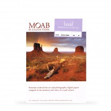 Legion : MOAB : Lasal Exhibitional Luster 300 : Digital Inkjet Paper : 13x19in : 50 Sheets : Single Sided