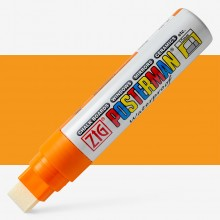 Kuretake : Zig : Posterman Chalk Board Marker : Big & Broad (15mm Nib) : Orange