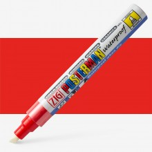 Zig : Posterman Chalk Board Marker : Broad (6mm Nib) : Red