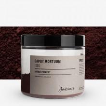 Jackson's : Artist Pigment : Caput Mortuum PR102 : 100g (in 200ml Jar)