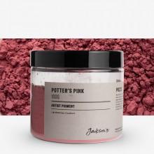 Jackson's : Artist Pigment : Potter's Pink PR233 : 100g (in 200ml Jar)