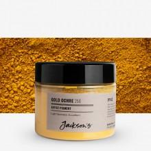 Jackson's : Artist Pigment : Gold Ochre PY43 : 25g (in 50ml Jar)